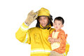 Firefighters Royalty Free Stock Images - 62624719
