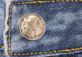 Jeans Texture Stock Photography - 62639192