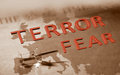 Terror Fear In Europe Stock Images - 62649104