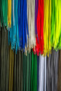 Colorful Shoelaces Royalty Free Stock Images - 62650619