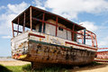 Old Boat Royalty Free Stock Image - 62660276