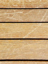 Weathered Timber Wood Deck Stock Photography - 6275422