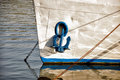 Anchor On Boat Stock Photography - 62753232