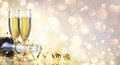 Toast With Bottle And Champagne Stock Photo - 62759340