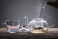 Poured From A Teapot Stock Photo - 62778910