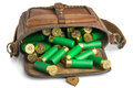 Bag With Ammunition Lying Royalty Free Stock Images - 62804809