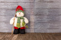 Snowman Royalty Free Stock Photography - 62806197