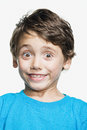 Portrait Of Young Boy Royalty Free Stock Image - 62808916