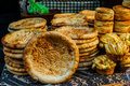 Street Food At Muslim Street In Xian Stock Images - 62825114
