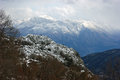 Snow-capped Mountains Royalty Free Stock Images - 62826839