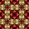 Abstract Vector Tribal Ethnic Background Pattern Royalty Free Stock Image - 62831086