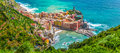 Town Of Vernazza, Cinque Terre, Italy Royalty Free Stock Photos - 62883068