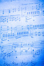 Music Note Background Royalty Free Stock Images - 6290919