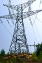 Electricity Tower Royalty Free Stock Image - 6298446