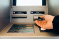 ATM Cash Machine Royalty Free Stock Images - 62906519