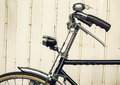 Old Bicycle (vintage Effect Style) Royalty Free Stock Images - 62911609