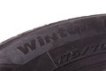 Photo Of A Winter Car Tire Stock Photo - 62923080