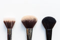 Makeup Brushes Royalty Free Stock Images - 62940189