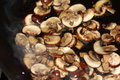 Champignons Cooked Stock Photography - 62946962