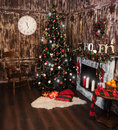 Christmas Tree Decorations Royalty Free Stock Images - 62947579