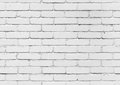 White Brick Wall, Seamless Background Texture Royalty Free Stock Images - 63006979