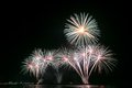 Colourful Fireworks Royalty Free Stock Images - 63017959