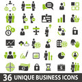 Business Icons Stock Images - 63019174
