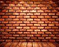 Old Red Orange Brick Wall Background Stock Photos - 63030183