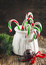 Candy Cane. Stock Photo - 63032990