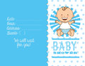 Baby Shower Design Stock Photography - 63089222