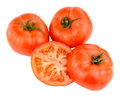 Large Fresh Beef Tomatoes Royalty Free Stock Photo - 63114835