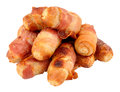 Pigs In Blankets Royalty Free Stock Photography - 63116317