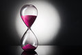 Hourglass Clock Stock Images - 63162624