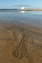 Low Tide Sand Ripples Stock Photos - 63177083