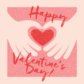 Valentine S Day Card Royalty Free Stock Photo - 63189805