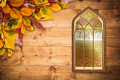 Composite Image Of Window Against White Background Stock Images - 63280114