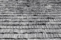Weathered Wooden Roof Tiles Stock Photos - 63294453