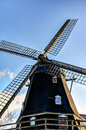 The Old Windmill Stock Image - 63302321