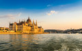 Danube River Royalty Free Stock Image - 63319196