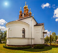 Holy Cross Church In Town Vysokaye Royalty Free Stock Images - 63324809