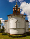 Holy Cross Church In Town Vysokaye Royalty Free Stock Images - 63324829