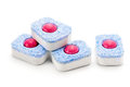 Dishwasher Tablets Royalty Free Stock Photography - 63367337