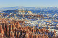 Superb View Of Inspiration Point Of Bryce Canyon National Park Stock Photo - 63368950