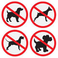 No Dogs Sign Stock Images - 63482514