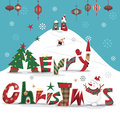 Merry Christmas Royalty Free Stock Photos - 63484738