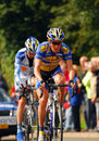 Tour Of Britain Cycle Race - Day 4 Royalty Free Stock Photography - 6351417