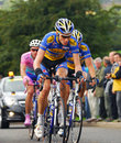 Tour Of Britain Cycle Race - Day 4 Stock Images - 6351584