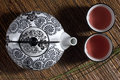 Two Cup Of Tea Royalty Free Stock Photo - 6356625