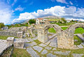 Ancient Ruins Of Solin View Stock Images - 63515964