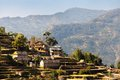 Typical Beautiful Village In Nepal Royalty Free Stock Photos - 63522828